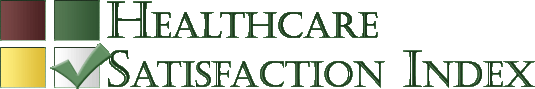 Healthcare Satisfaction Index Logo